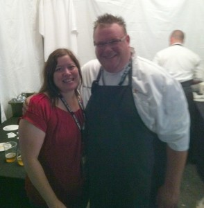 Chef Chris Shepherd, of Underbelly