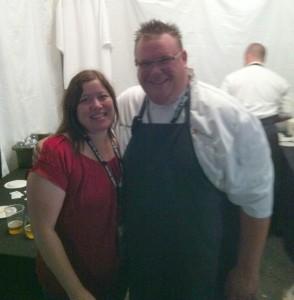Chef Chris Shepherd, of Underbelly